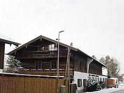 Faistenhaarer Straße in Brunnthal
