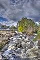 Falls Of Dochart - Typical Scottish Weather - panoramio.jpg