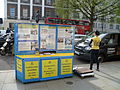 Falun Gong protest in London 24.04.15.JPG