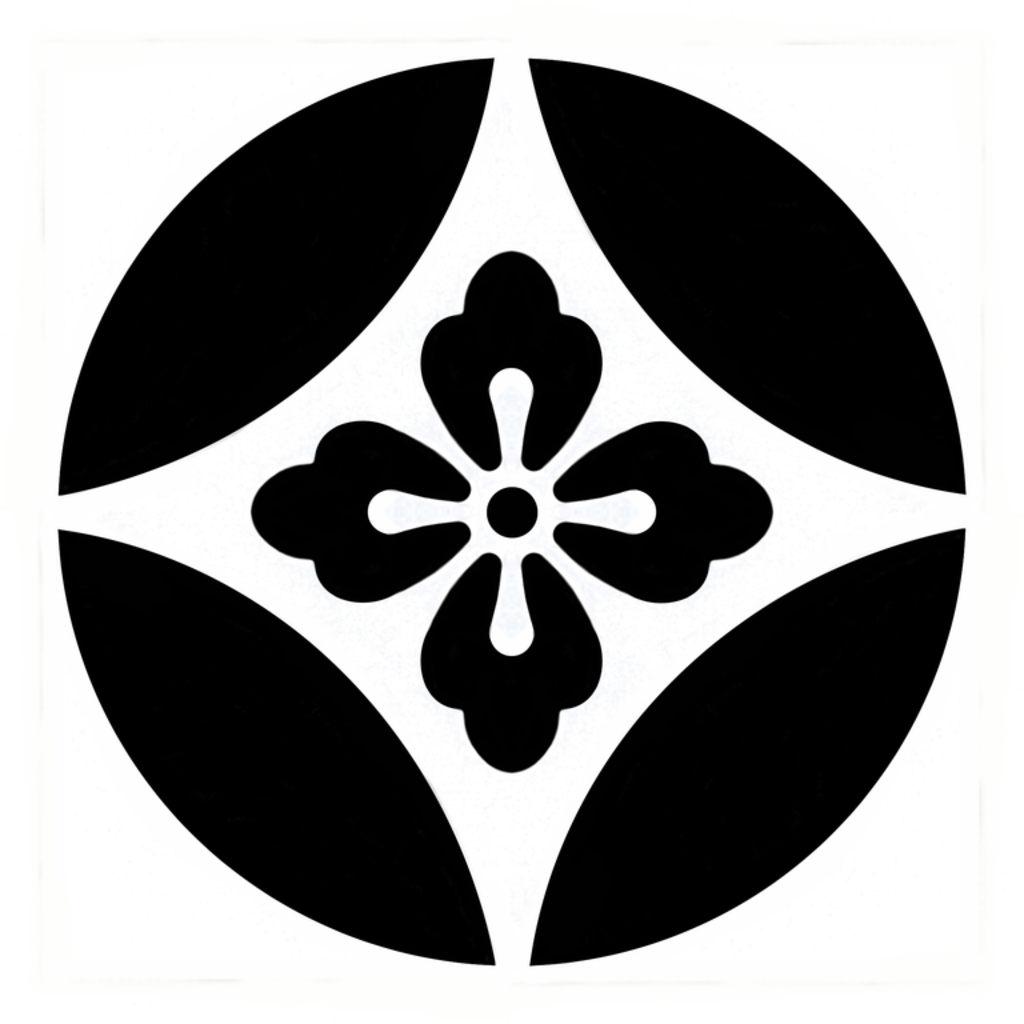 Black Moon Clan Symbol