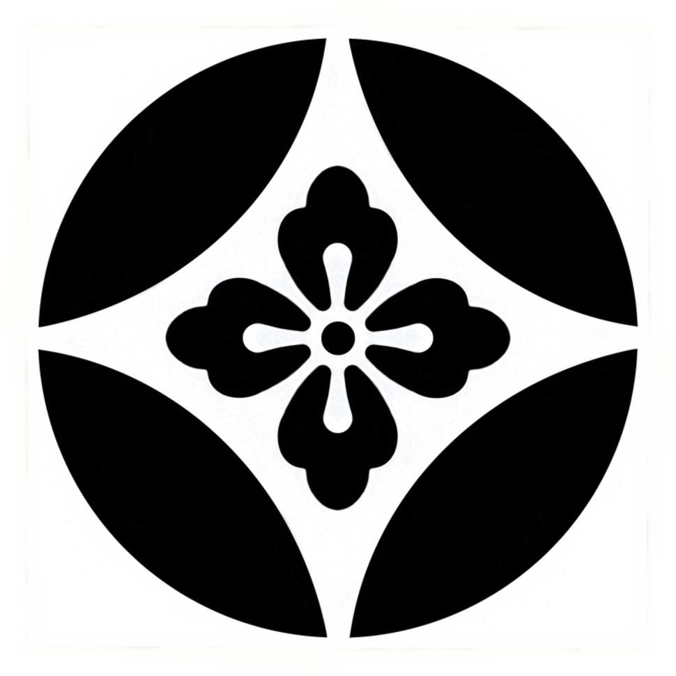 Family crest hanawachigai