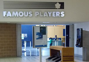 Famous Players - Famous Players Pickering remains in operation as of 2015.