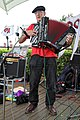 Fantini button accordion at Broadstairs Folk Week 2017, Kent, England 2.jpg