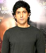 Schauspieler Farhan Akhtar