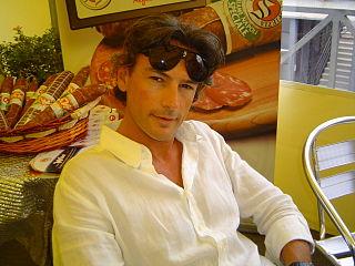 Roberto Farnesi Italian actor