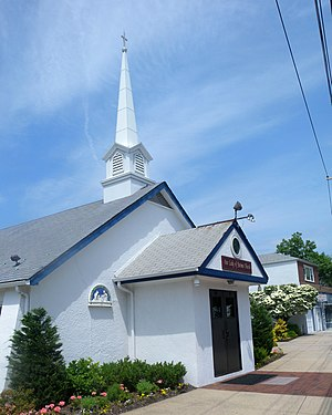 Manorhaven, New York - Our Lady of Fatima Church