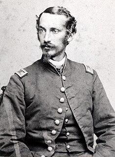 Federico Fernández Cavada Union Army officer