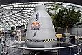 Felix Baumgartner, Red Bull Stratos, Hangar 7 (Ank Kumar, Infosys Limited) 03.jpg