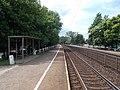 Felsőgöd train stop, shelter, 2020 Göd.jpg