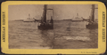 Ferry boats in New York Harbor, from Robert N. Dennis collection of stereoscopic views.png