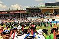 Festiwal Naadam na stadionie narodowym w Ułan Bator 15.JPG