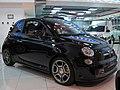 Fiat 500c Abarth 595 2015 (18444016274).jpg