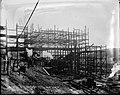 File-A1386-A1393--Edwardsville, PA--Woodward Breaker--Construction Progress--Erection of Steelwork--Side View -1918.08.01- (cabe7e41-bd27-4178-8208-c3604fa129fd).jpg