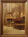 Filippo carcani, interno del duomo di milano, 1874.JPG