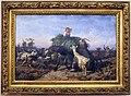 Filippo palizzi, l'asino nell'imbarazzo, 1856.jpg