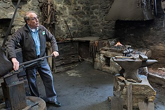 Finch Foundry - Image: Finch Foundary 1, Devon, UK Diliff