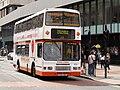 Finglands bus 1772 (N134 YRW) 1996 Volvo Olympian Alexander RH, Manchester Piccadilly, route 42, 25 July 2008 (2).jpg
