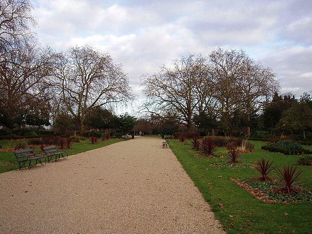 File Finsbury Park London Borough Of Haringey N4
