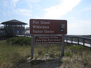 Otis Pike Fire Island High Dune Wilderness - Fire Island Wilderness