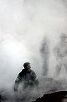Firefigher Smoke World Trade Center New York City 9 2001.jpg