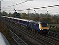 First Great Western on the East coast main line, Nov 2, 2011 - panoramio.jpg