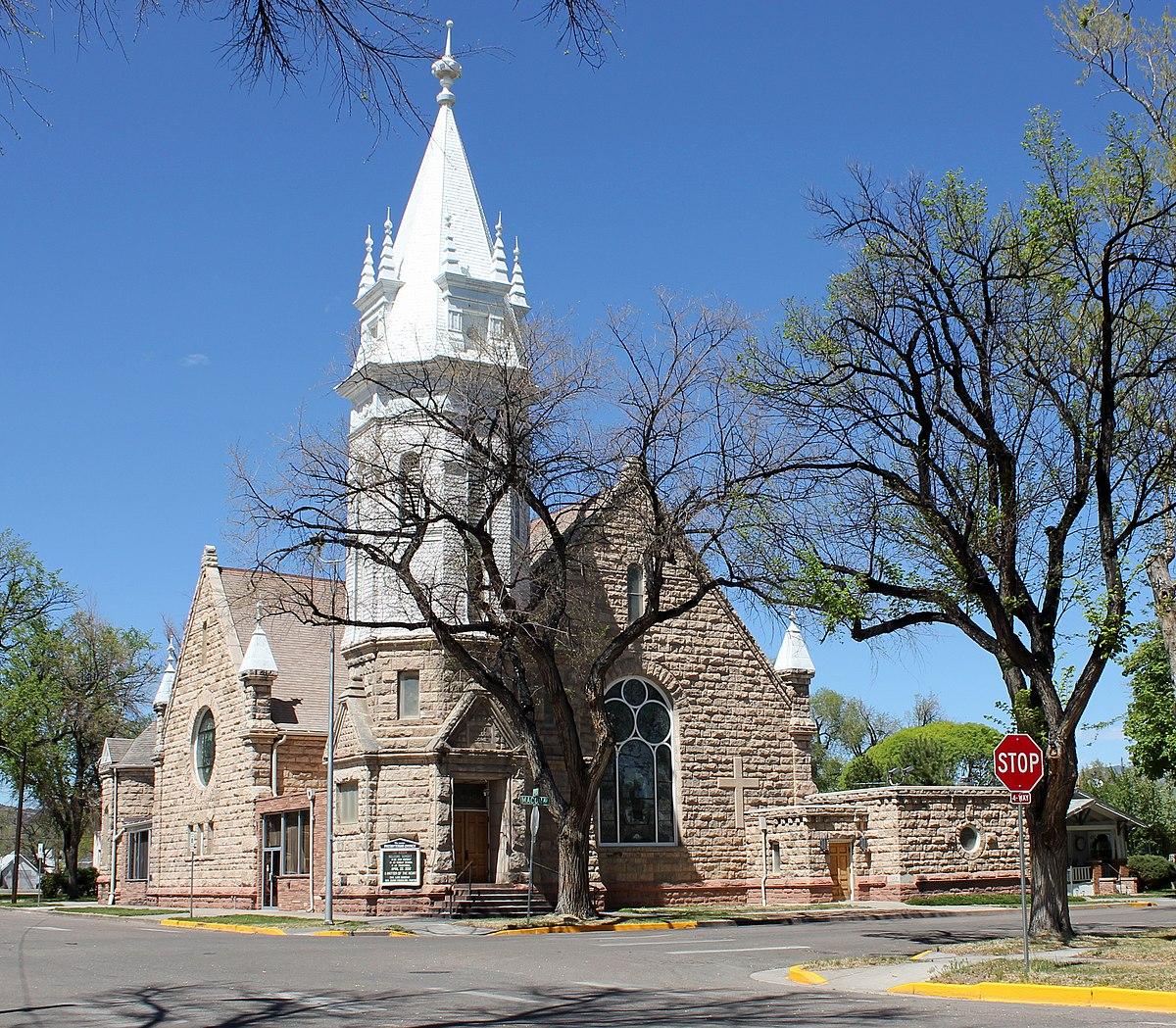 First Presbyterian Church (Cañon City, Colorado)