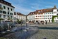 Fischmarktplatz - Springbrunnen - Seequai 2012-08-12 18-27-23 (WB850F).JPG