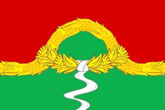 Apastovsky District - Image: Flag of Apastovsky rayon (Tatarstan)