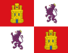 Flag of Castile and León.svg