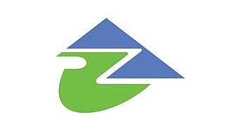 Izunokuni - Image: Flag of Izunokuni Shizuoka