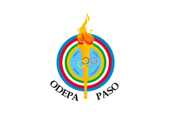 Flag of PASO.svg