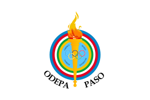 Flag of Pan American Sports Organization (PASO...