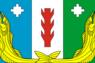 Flag of Poretsky rayon.png