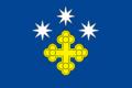 Flag of Sergievskoe (Volgograd oblast).png