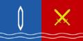 Flag of Teykovo (Ivanovo oblast) (2006).png