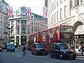 Flags Over Lower Regent Street - geograph.org.uk - 2381682.jpg