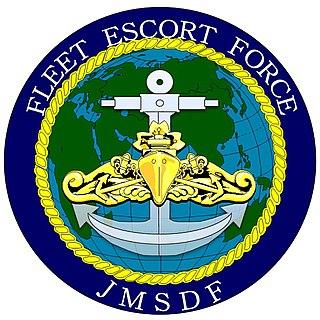Fleet Escort Force Fleet Escort Force of the JMSDF