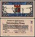 Flensburg 25 Pfg 1920 Tauziehen (1).jpg