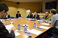 Flickr - Convergència Democràtica de Catalunya - Ramon Tremosa. Jornada de treball amb la premsa sobre el seu informe del Banc Central Europeu 2010.jpg
