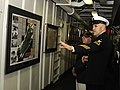 Flickr - Official U.S. Navy Imagery - Former President Jimmy Carter visits the USS Peleliu..jpg