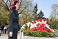 Flickr - Saeima - Svinīgā vainagu nolikšanas ceremonija Rīgas Brāļu kapos (8).jpg