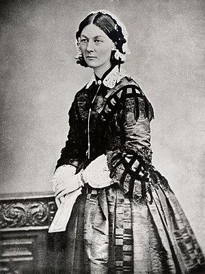 Nightingale, Florence (1820-1910)