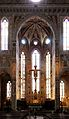 Florenz - Santa Croce - Altar Apsis.JPG