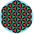 Flower of life 2-color triangles.png