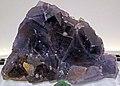 Fluorite (Minerva - 1 Mine, near Cave-in-Rock, Illinois, USA) 3 (34432855311).jpg