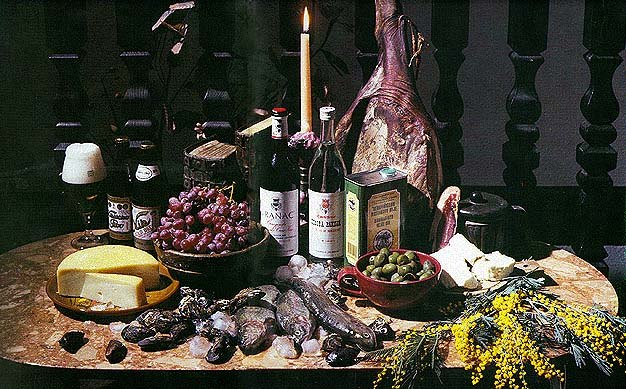 Foods from Montenegro