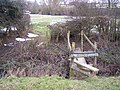 Footbridge near New Barn Farm - geograph.org.uk - 1711842.jpg