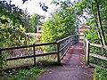 Footbridge over Allt Mor - geograph.org.uk - 1504382.jpg