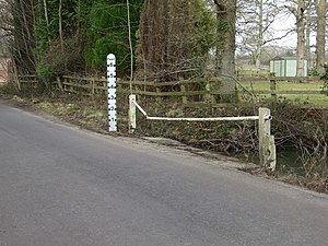 Mannington, Dorset - Ford at Mannington