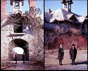 Brenton Point State Park - Former stables (1968)